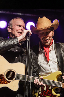 Dave and Phil Alvin with The Guilty Ones – Sept 25