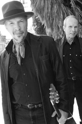 Dave Alvin and Phil Alvin with The Guilty Ones – Sept 25