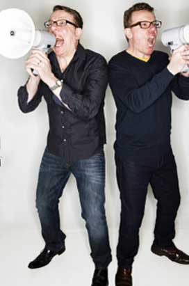 The Proclaimers – Oct. 15