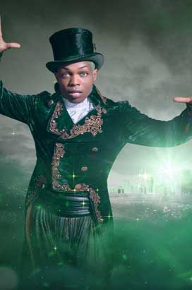 Todrick Hall Presents Straight Outta Oz – May 10