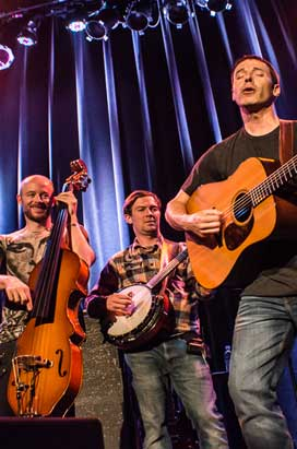 Yonder Mtn. String Band – March 26